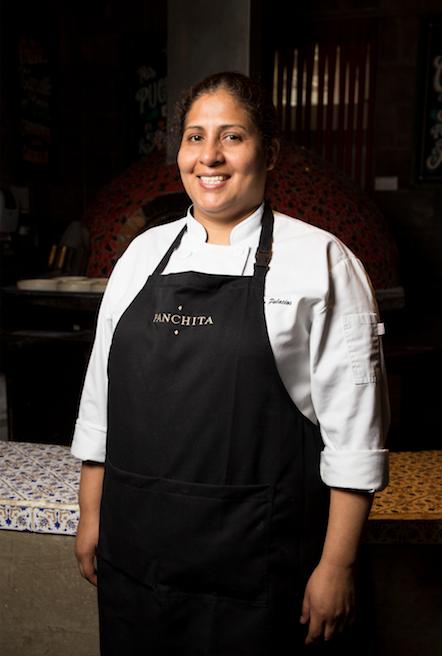 Ella es Martha Palacios, la chef de Panchita.