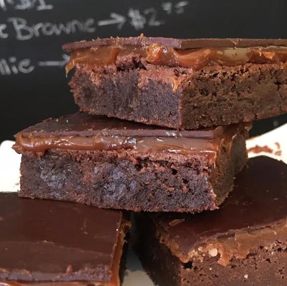 Los brownies de VSweet.