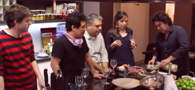 CEBICHE DE PESCADO Y VINO BLANCO #VIDEO
