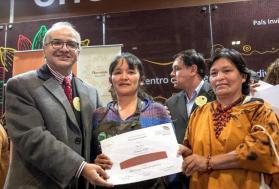 LOS GANADORES DEL IV CONCURSO DE CHOCOLATE PERUANO