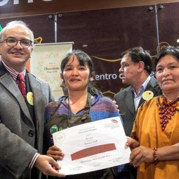 Foto de LOS GANADORES DEL IV CONCURSO DE CHOCOLATE PERUANO