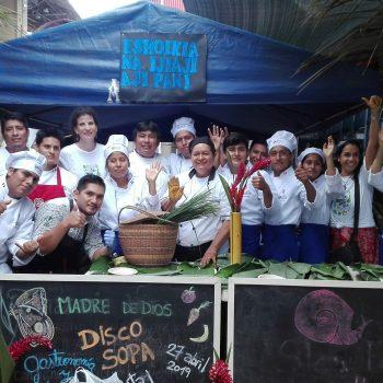 """Foto de EL """"DISCO SOPA"""" DE SLOW FOOD SE SIRVE DE INTERNET PARA LLEGAR A MÁS LUGARES EN PERÚ"""