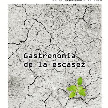 Foto de ESCASEZ DE ALIMENTOS Y EL PERIODISMO GASTRONÓMICO